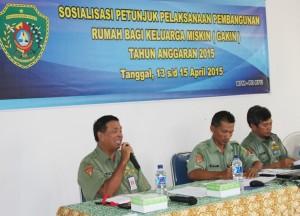Kepala BPM PD Kab PPU, Dul Aziz Saat Memberikan Pelatihan (Iskandar – Humas Setkab PPU)