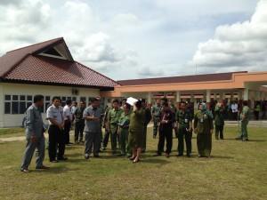 Bupati PPU Sidak RSUD (L Gustian – Hello Borneo)