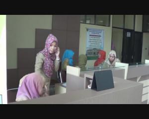 Pegawai di Lingkungan B2TPM Kab PPU (L Gustian – Hello Borneo)