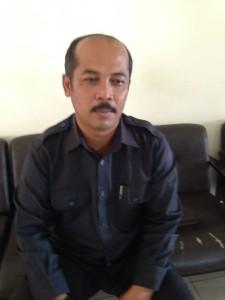 Ahmad Yusak, Kasi Pidsus Kejari Penajam (L Gustian – Hello Borneo)