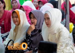 Syarifah Ainun Jariyah, Putri Almarhum H Zainal Abidin (Suherman - Hello Borneo)