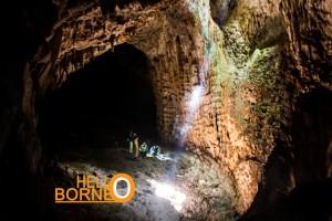 Keindahan Goa di Kabupaten Penajam Paser Utara (Suherman - Hello Borneo)