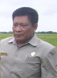 Anggota DPRD Dapil Waru-Babulu, Kabupaten Penajam Paser Utara, Anwar Sanus (Bagus Purwa - Hello Borneo)