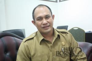 Ketua Komsi I DPRD Kabupaten Penajam Paser Utara, Fadliansyah (Bagus Purwa - Hello Borneo)