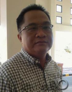 Ketua Komsis II DPRD Penajam Paser Utara, Syamsuddin Ali (Bagus Purwa - Hello Borneo)
