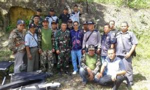 Latihan bersama Perbakin Kabupaten PPU bersama anggota Kompi C Raider dan Polres PPU (Masvan - Hello Borneo)