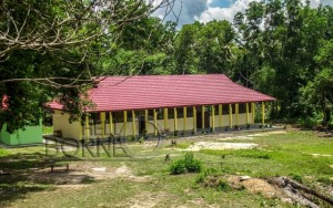 Ruang Kelas Belajar SDN 016 Penajam (Elim Sahara - Hello Borneo)