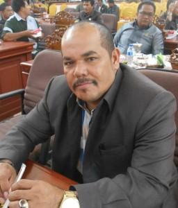 Sekretaris Komsi III DPRD Penajam Paser Utara, Jamaluddin (Dika - Hello Borneo)