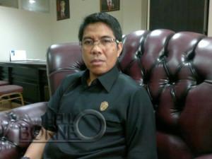 Wakil Ketua DPRD Penajam Paser Utara, Syahruddin M Norr (Bagus Purwa - Hello Borneo)
