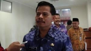 Plt Sekretaris Daerah Kab PPU, Drs H Tohar MM