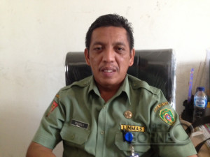 Kepala Bidang Perdagangan Disperindagkop UKM Kabupaten Penajam Paser Utara, Rusli