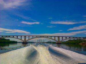 Jembatan pulau balang (Suherman - Hello Borneo)