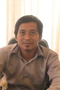 Ketua KPU PPU, Feri Mei Efendi