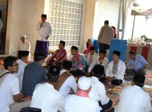 Wagub Kaltim, Mukmin Faisyal HP Safari Ramadan di Kabupaten Penajam Paser Utara (Subur - Humas Setkab PPU)