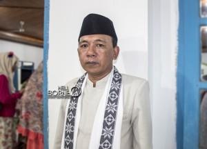 Camat Sepaku Abdul Risman (Suherman - Hello Borneo)