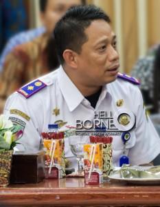 Pelaksana tugas (Plt) BKD, Alimuddin