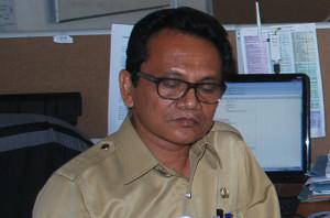 Kepala Disperindagkop UKM Kabupaten Penajam Paser Utara,  Iskandar Hamala