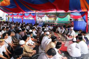 Kegiatan Safari Ramadan tahun lalu, yang digelar Pemerintah Kabupaten Penajam Paser Utara (Subur - Humas Setkab Penajam Paser Utara)