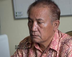 Kepala Bidang Tenaga Kerja, Disosnaker, Kabupaten Penajam Paser Utara, Sorijan Sihombing (Suherman - Hello Borneo)