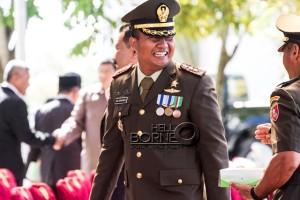 Komandan Kodim (Dandim) 0913 Penajam Paser Utara, Letkol Czi Adi Suryanto (Suherman - Hello Borneo)