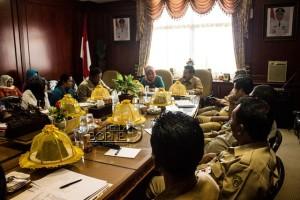 Kunjungan Kerja DPRD Gorontalo ke Pemerintah Kabupaten Penajam Paser Utara (Suherman - Hello Borneo)