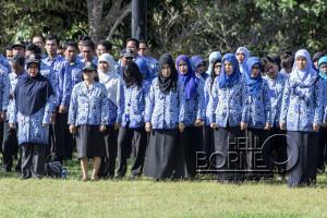 PNS di Lingkungan Pemerintah Kabupaten Penajam Paser Utara (Suherman - Hello Borneo)