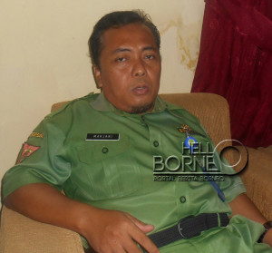 Plh Kepala Disdikpora Kabupaten Penajam Paser Utara, Marjani (Dika - Hello Borneo)