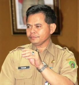 Plt Sekda Kabupaten Penajam Paser Utara, Tohar (Subur - Humas Setkab PPU)
