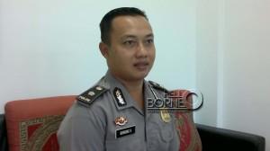 Kabag Operasional Polres Penajam Paser Utara, Komisaris Polisi Bambang Herkamto (Bagus Purwa - Hello Borneo)