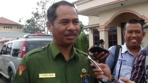 Kepala Dinas Kelautan dan Perikanan, Kabupaten Penajam Paser Utara, Ahmad Usman (AH Ari B - Hello Borneo)