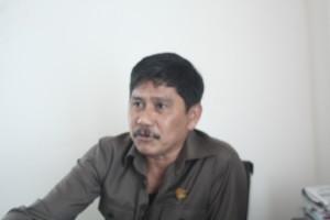Ketua Komisi III DPRD Penajam Paser Utara, Baharuddin Muin (Bagus Purwa - Hello Borneo)
