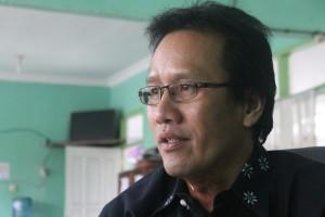 Kabid Kebersihan DKP Paser, Tatang Apdimas (Ajang Araya - Hello Borneo)