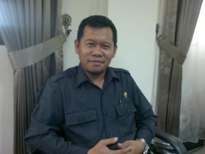 Anggota Komisi III DPRD Penajam Paser Utara, Zainal Arifin (Bagus Purwa - Hello Borneo)