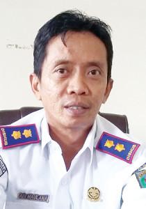 Kepala Dinas Perhubungan (Dishub) Paser, Adi Maulana