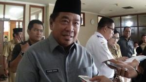 Bupati Penajam Paser Utara, Yusran Aspar (AH Ari B - Hello Borneo)