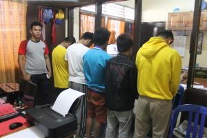 DAPAT LAGI. Polres Paser kembali mengungkap kasus curanmor yang dilakukan anak dibawa umur. (Ajang Araya - Hello Borneo)