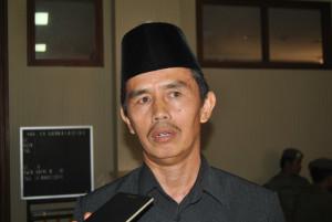Elmunif Ketua Pengadilan Agama Tanah Grogot, yang menangani Kebupaten Paser dan Penajam Paser Utara (Dika - Hello Borneo)