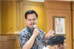 Plt Sekretaris Kabupaten Penajam Paser Utara, Tohar (Suherman - Hello Borneo)