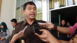 Kepala Kejaksaan Negeri Penajam Paser Utara, Zullikar Tanjung (AH Ari B - Hello Borneo)