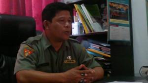 Kepala SMK Negeri 4 Waru, Kabupaten Penajam Paser Utara, Satoni Solle (Bagus Purwa - Hello Borneo)