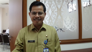 Plt Sekretaris Kabupaten Penajam Paser Utara, Tohar (AH Ari B - Hello Borneo)