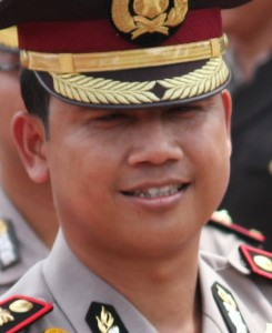 Kapolres Paser, AKBP Anggie Yulianto Putro