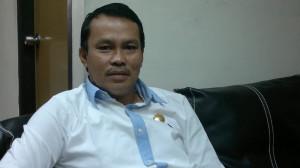 Wakil Ketua Komisi III DPRD Penajam Paser Utara, Jon Kenedi (Bagus Purwa - Hello Borneo)