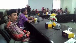Program Dai Pembangunan Paser segera berakhir, sejumlah dai datangi DPRD Paser. (Rapal JKN - Hello Borneo)