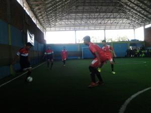 FUTSAL. 25 Klub Futsal berpartisipasi dalam gelaran Disbudparpora Paser. (Rapal JKN - Hello Borneo)