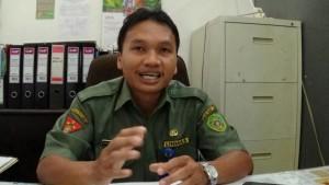 Kabid Peternakan dan Kesehatan Hewan Dinas Pertanian dan Peternakan Kabupaten Penajam Paser Utara, Arief Murdiyatno (AH Ari B - Hello Borneo)
