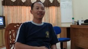 Kapolsek Penajam, Ajun Komisaris Soleh (AH Ari B - Hello Borneo)