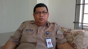 Kepala Badan Pengelolaan Keuangan dan Aset Daerah (BPKAD) Kabupaten Penajam Paser Utara, Haeran Yusni (Bagus Purwa - Hello Borneo)-