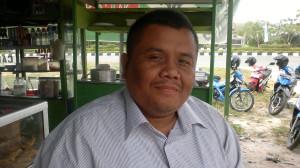 Kepala Bidang Analisa Kebutuhan BPKAD Kabupaten Penajam Paser Utara, Agus Purwanto (Bagus Purwa - Hello Borneo)