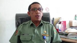 Kepala Bidang Perdagangan Disperindagkop dan UKM Kabupaten Penajam Paser Utara, Rusli (AH Ari B - Hello Borneo)